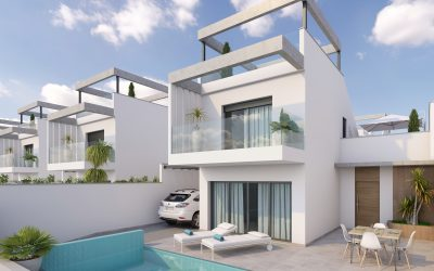 SALES New 3 Bedroom Villas with Private Pool